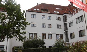 Maisonette-Wohnung mit Loggia nähe Universität