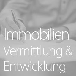 Leistungen Immobilienvermittlung und Entwicklung